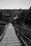 Červené schody
